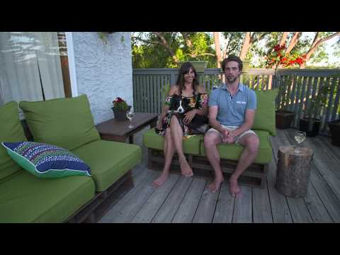 How to build a pallet patio set!