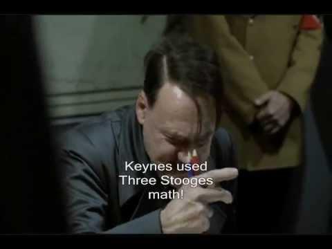 Hitler informed: Keynesian Fiscal Multiplier Mathematically Illegal