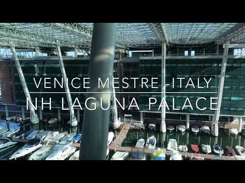Rooms at the NH LAGUNA PALACE VENICE MESTRE with Cessy Meacham