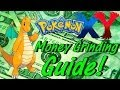 Dragon's Pokemon X and Y Money Grinding Guide