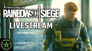 Achievement Hunter Live Stream - Rainbow Six: Siege - Operation Chimera