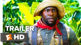 Jumanji: Welcome to the Jungle International Trailer #1 (2017) | Movieclips Trailers