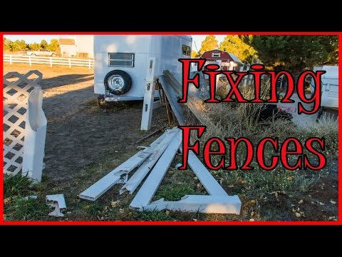 How to Make a Vinyl Horse Fence Stronger