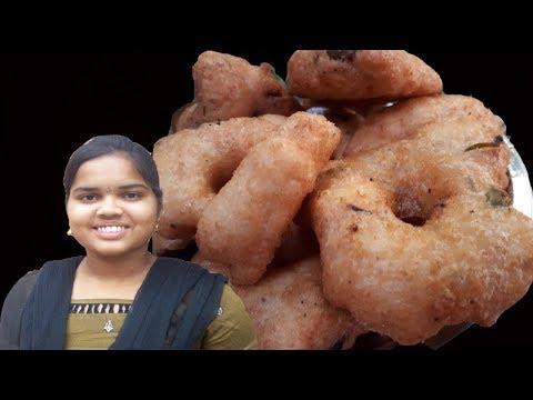 How to Make Uddi Vada by My Sister