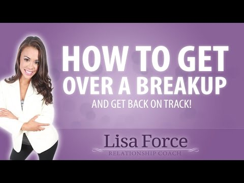 How to Recover From a Breakup - And How To Get Back On Track!