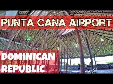 Punta cana airport (PUJ) guide - Dominican Republic GOPRO 5