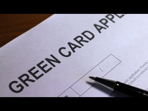 How to Replace Your Lost Green Card