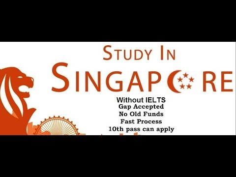 Singapore Study Visa Explained
