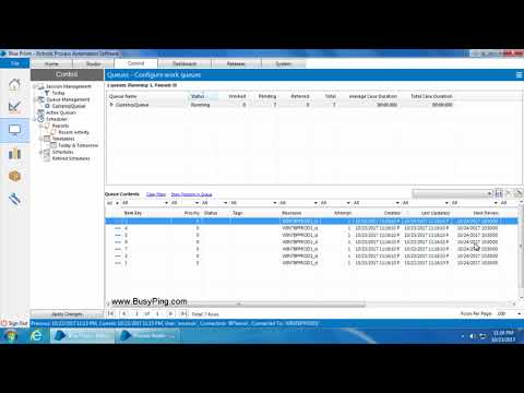 Blue Prism Video Tutorial | 038 | Working with multiple Time Zones