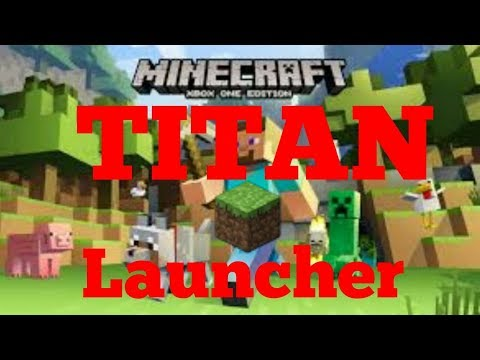 How to download and Install Minecraft Titan Launcher FREE (CRACK)