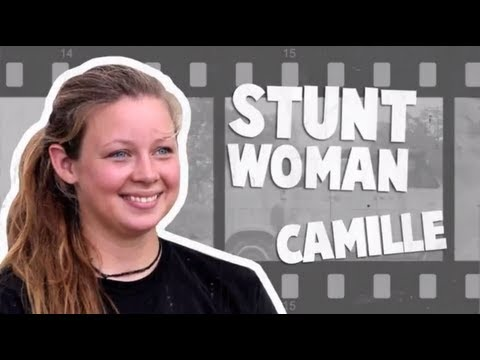 Get Your Hair Wet: Stunt Woman
