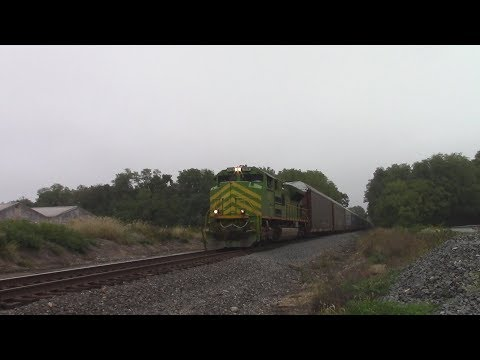 9 Hours on The Harrisburg Line - October 8th 2016