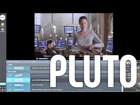 Pluto TV Free Streaming Television Service Review