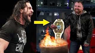 5 Rumored Things Dean Ambrose Will Do Next to Seth Rollins That Will Shock You!