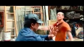 The Karate Kid 2010   Jackie Chan vs kids   Fight scene