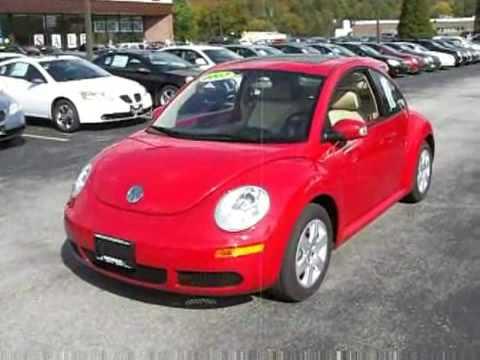 2007 VW Beetle Bennington VT 05201