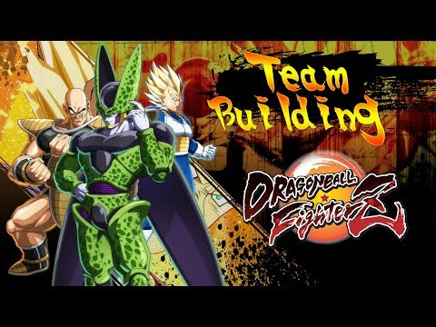 How to Build a Team Pt. 1 | Dragon Ball Fighterz Breakdown
