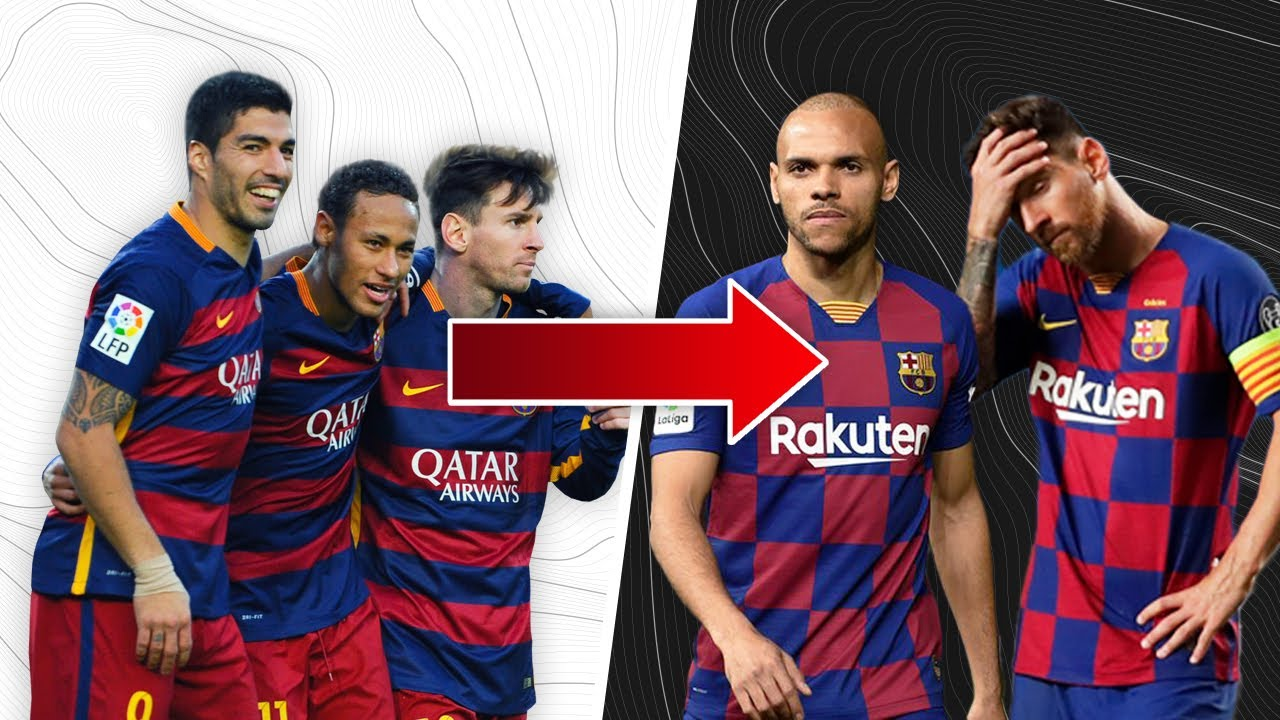 What the hell happened to the FC Barcelona attack? | Oh My Goal