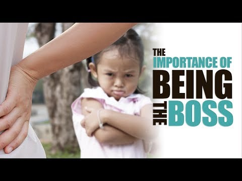 The Importance of Being the Boss