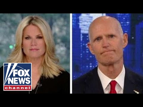 Scott on aftermath of Parkland shooting, Hurricane Maria
