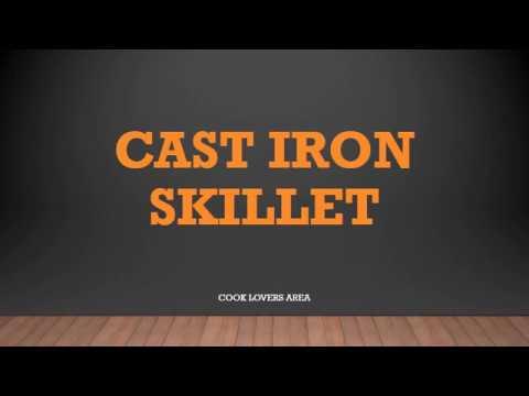 top 4 cast iron skillet
