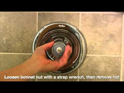 DIY - Fix Leaking Delta Series 17 Shower Faucet