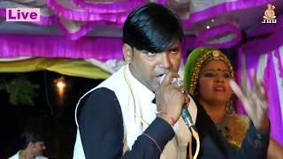 रुणीजा में जार पुजा गयो रे अजमल जी को लालो # चेतन सैनी #Live-रामगजमण्डी