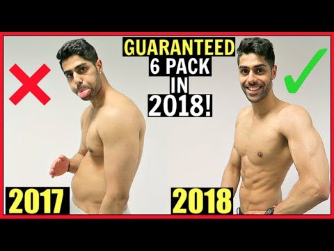 How To Get A SIX PACK FAST In 2018! (THIS WORKS!!)