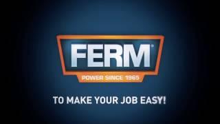 FERM | TSM1033 Table Saw - Instruction video - Instructie video