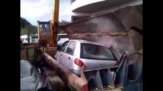 Scrap Car matiz