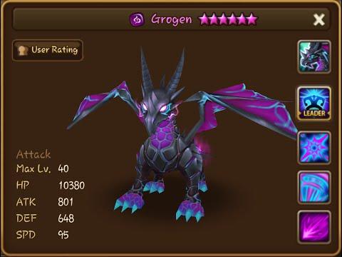 Monster Spotlight: DRAGON || Claytano Summoners War
