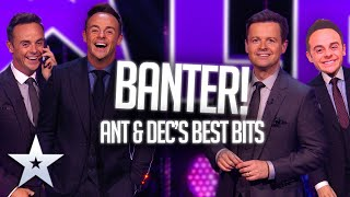 Ant and Dec's BEST BITS! | Series 14 Semi Finals | Britain's Got Talent