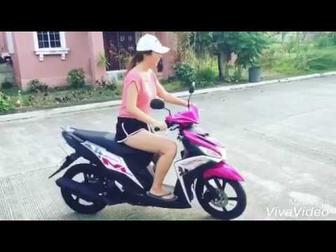 Mio I 125 Magenta (Practice Driving)