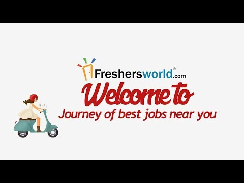 Freshersworld Jobs Near you – Travelling to the world of Jobs, Recruitment Journey