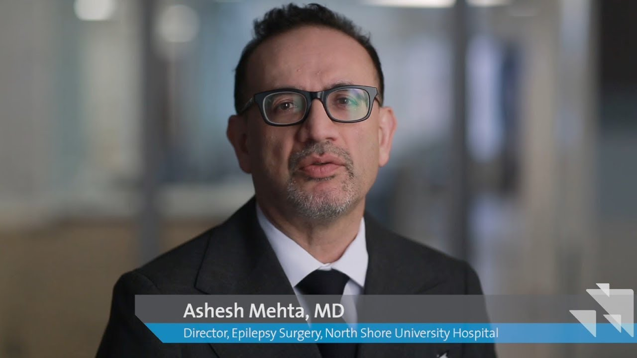 Dr. Ashesh Mehta- Neurosurgeon at Northwell Health