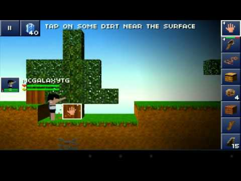 The Blockheads Let's Play ep.1 Lots of Carrots
