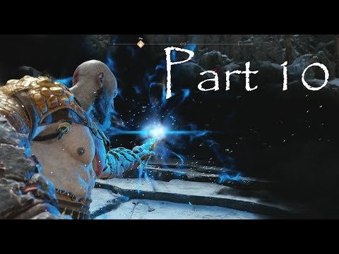 God of War [P10] THROUGH THE MOUNTAIN
