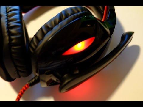 Headset from SADES, SA902 7.1 Surround Sound | Nerdy Testing