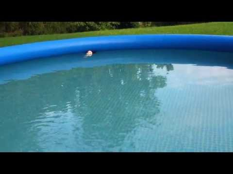 How to get rust out of your pool water.