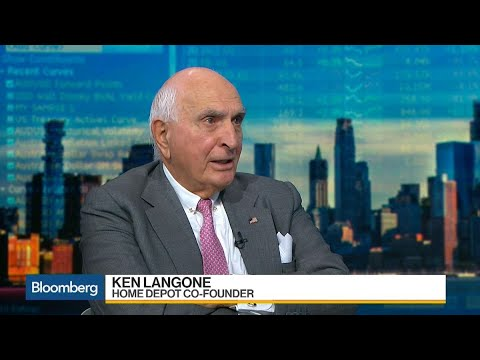 Ken Langone's Career Advice 'Don't Go to Wall Street'