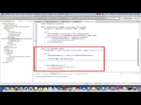 Adding the Database Add Use Case Components