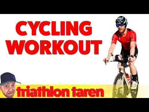 Triathlon Cycling Training To Increase Speed
