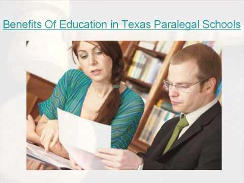 Texas Paralegal Schools - Best Texas Paralegal Schools