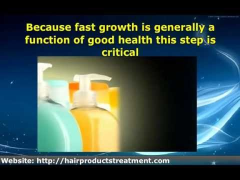 How To Make Your Hair Grow Faster Without Drugs!