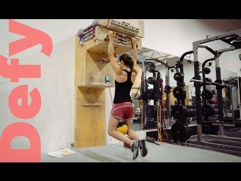 Follow Along Hangboard Training For Beginners
