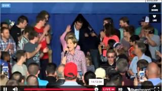 Fiorina drops like Cruz polls