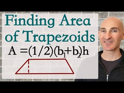 Trapezoid Area Formula with Examples