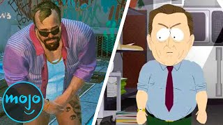Top 10 Funniest Video Game Side Missions