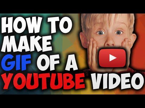 How To Make GIF Of A Youtube Video | LOA