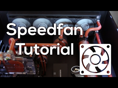 How to setup SpeedFan!